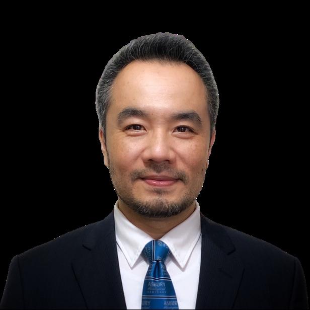 Caleb Wang